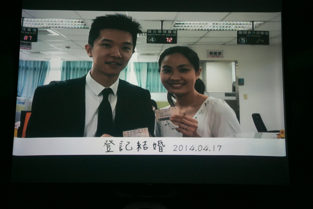 台北豪園飯店 結婚午宴053