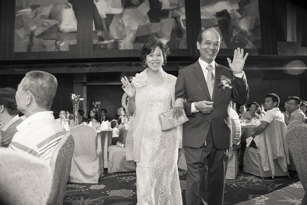 台北豪園飯店 結婚午宴057
