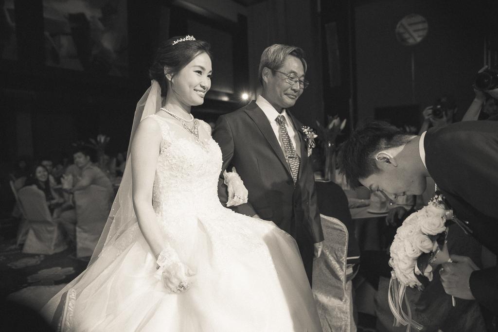 台北豪園飯店 結婚午宴062