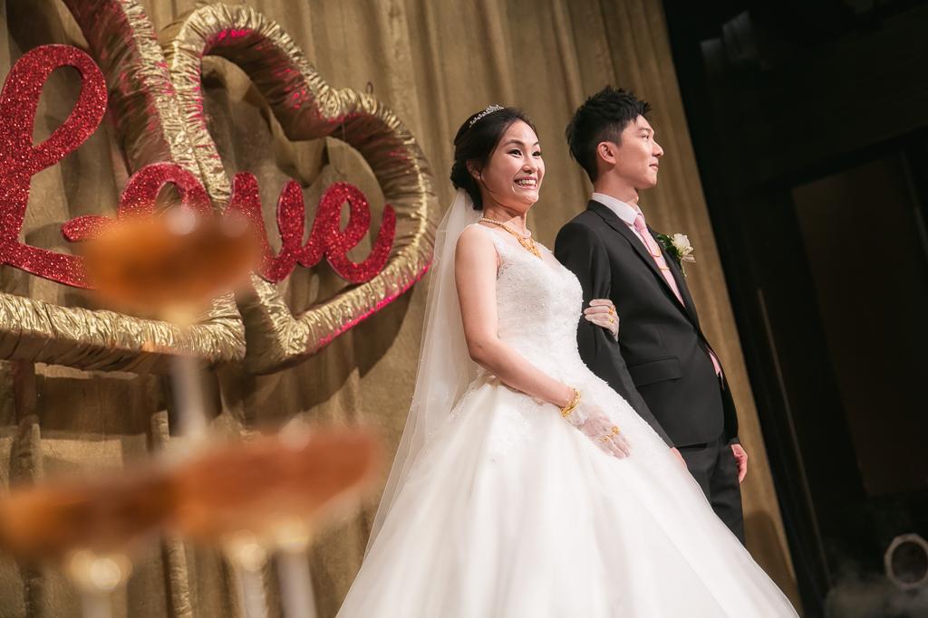 台北豪園飯店 結婚午宴069