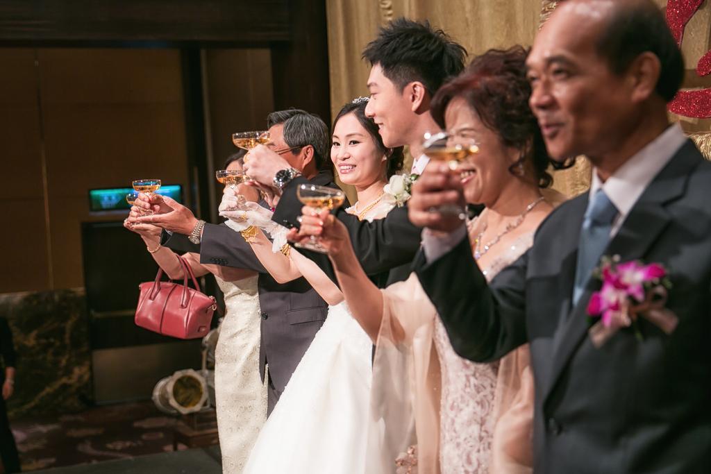 台北豪園飯店 結婚午宴070