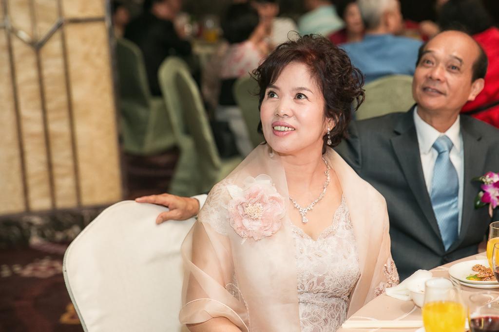 台北豪園飯店 結婚午宴074