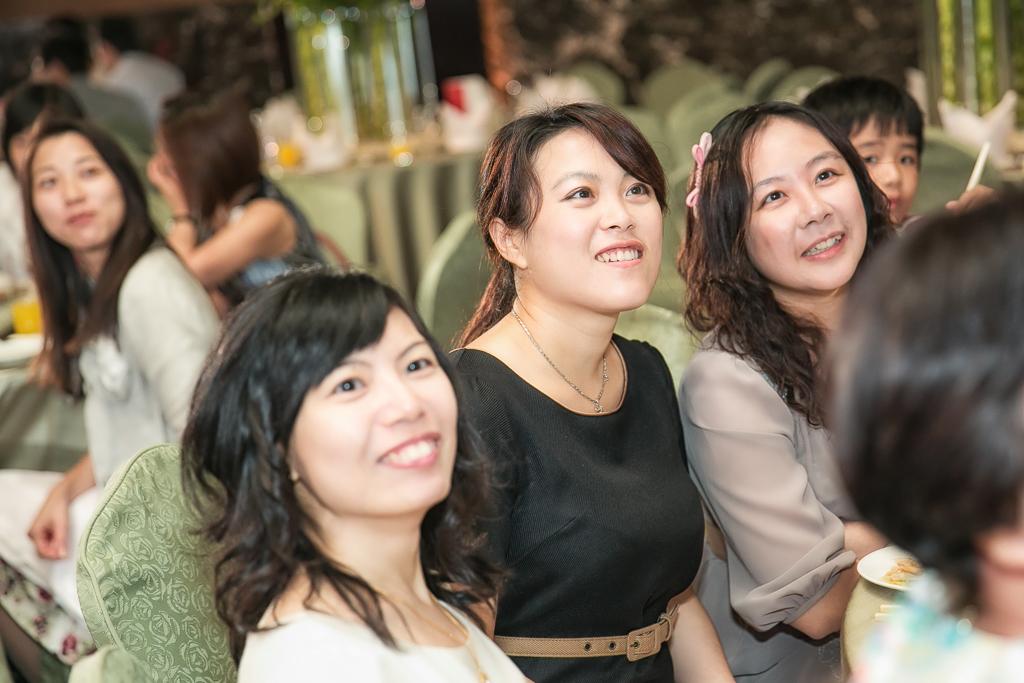 台北豪園飯店 結婚午宴077