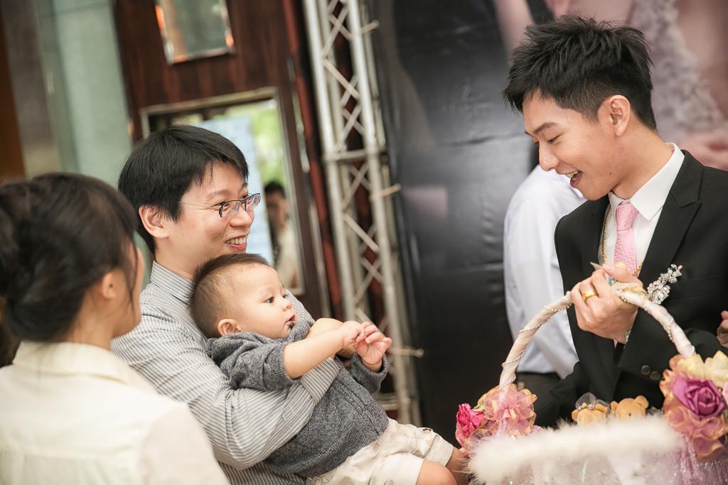 台北豪園飯店 結婚午宴094