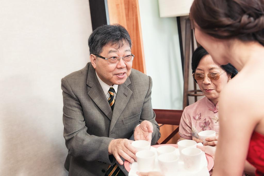 台北青青食尚會館 定結證婚午宴011