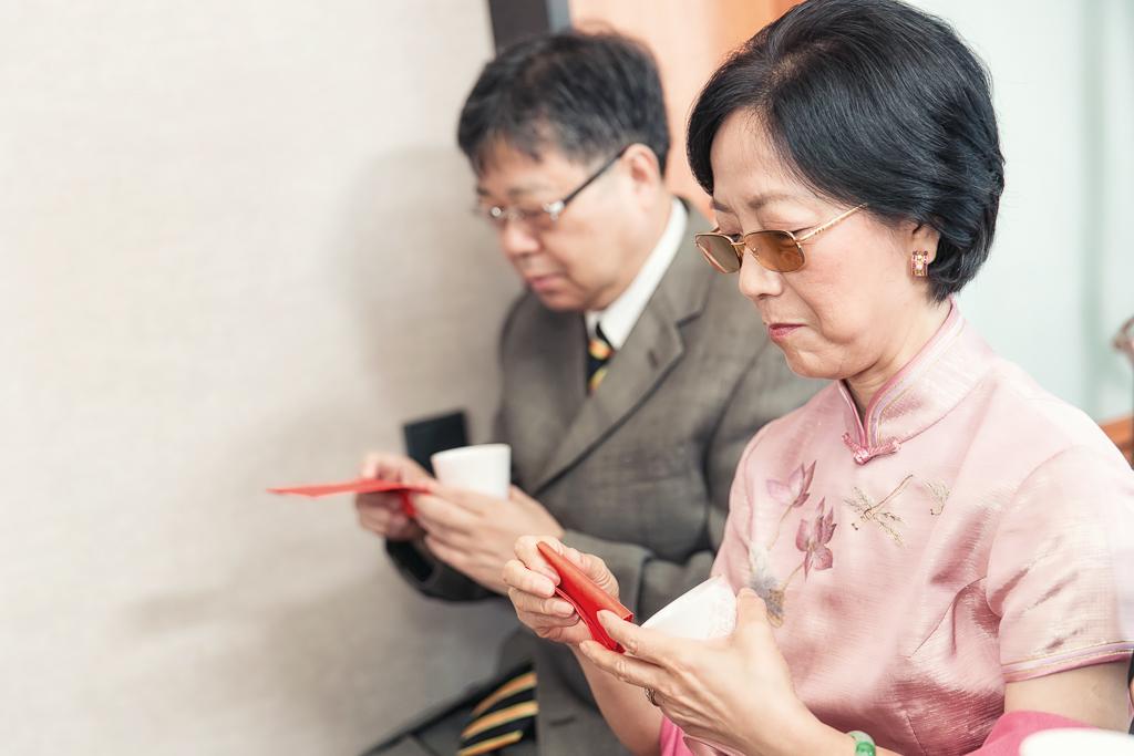 台北青青食尚會館 定結證婚午宴013