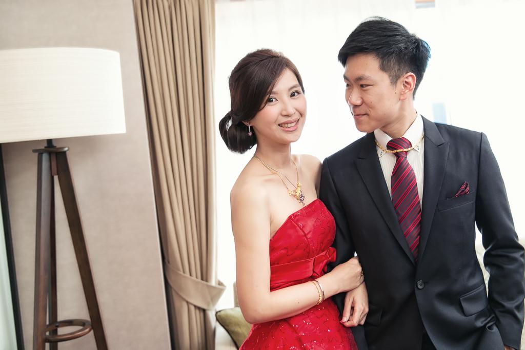 台北青青食尚會館 定結證婚午宴022