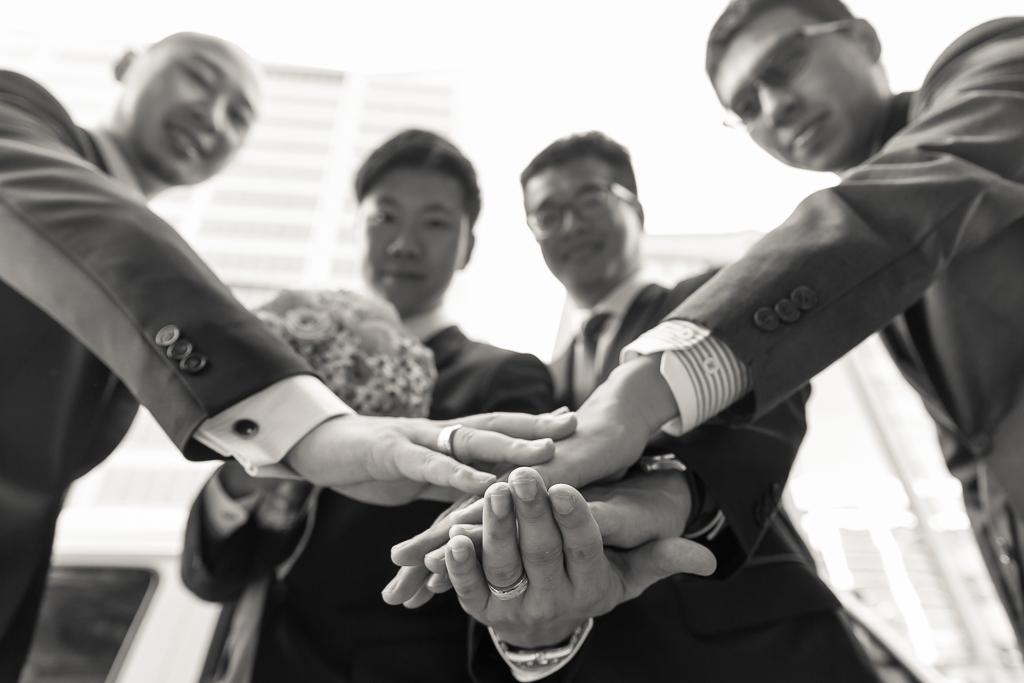 台北青青食尚會館 定結證婚午宴026