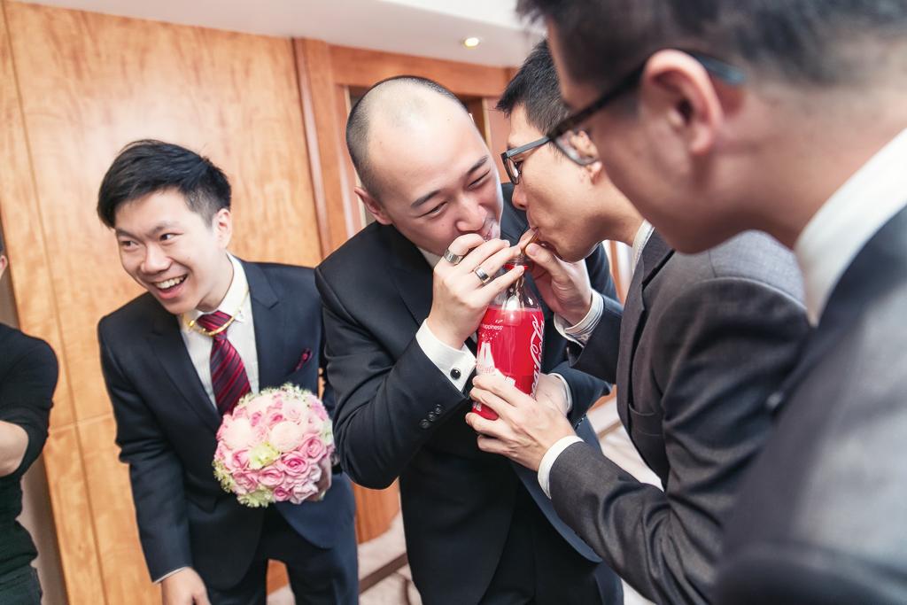 台北青青食尚會館 定結證婚午宴029