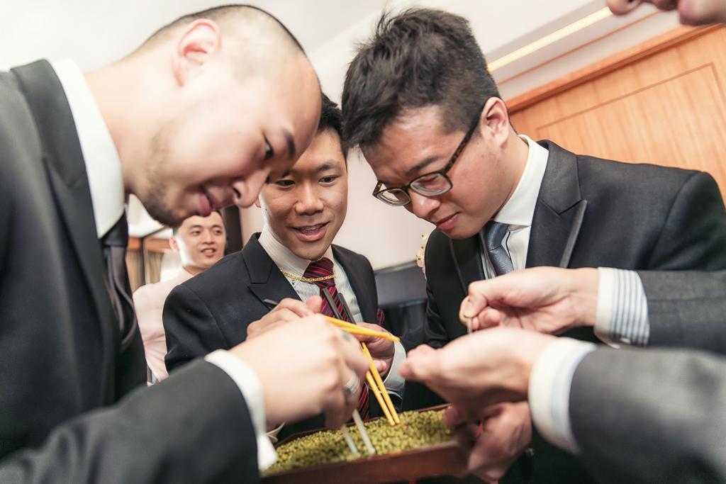 台北青青食尚會館 定結證婚午宴035