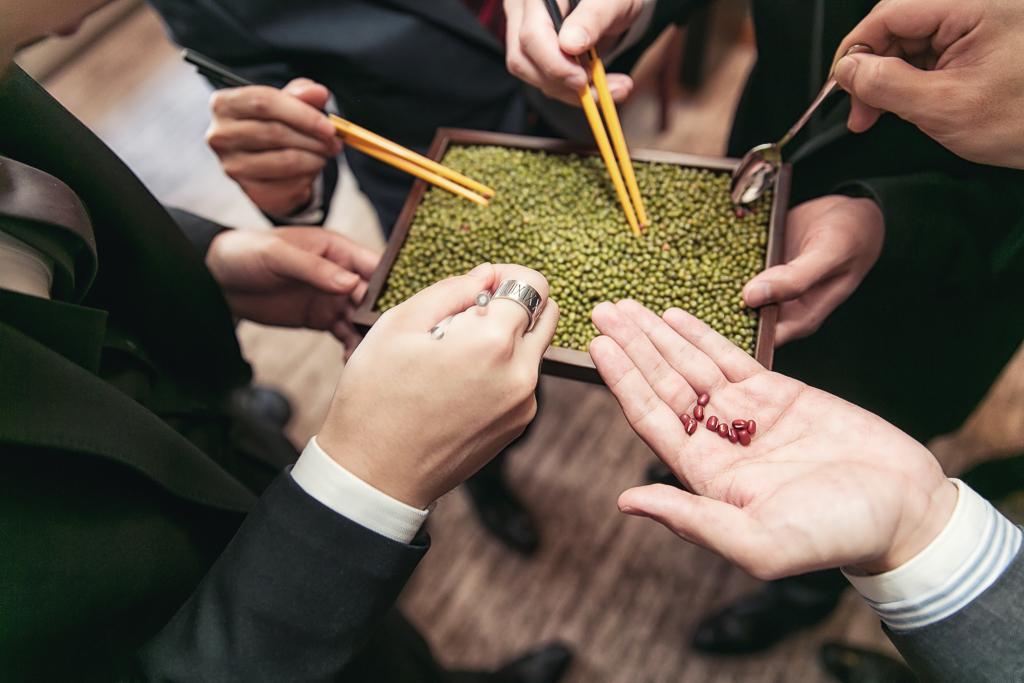 台北青青食尚會館 定結證婚午宴036