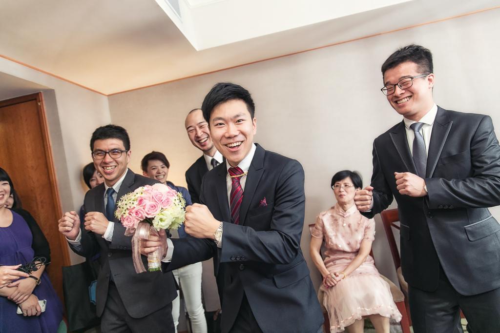 台北青青食尚會館 定結證婚午宴037