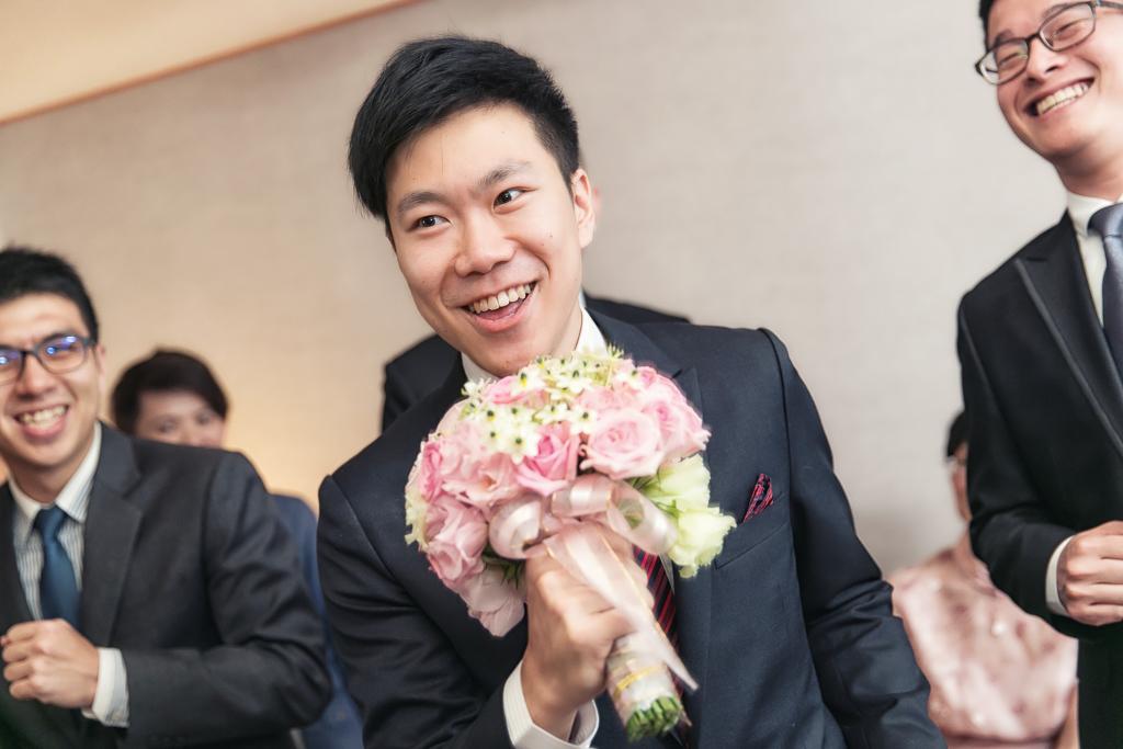 台北青青食尚會館 定結證婚午宴038