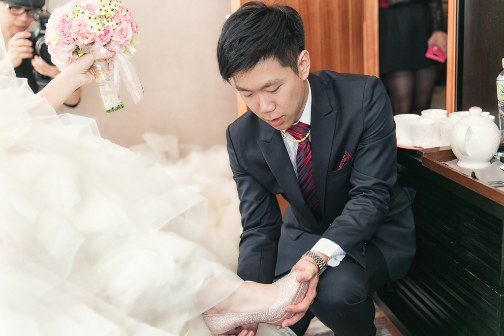 台北青青食尚會館 定結證婚午宴044