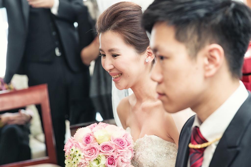 台北青青食尚會館 定結證婚午宴046