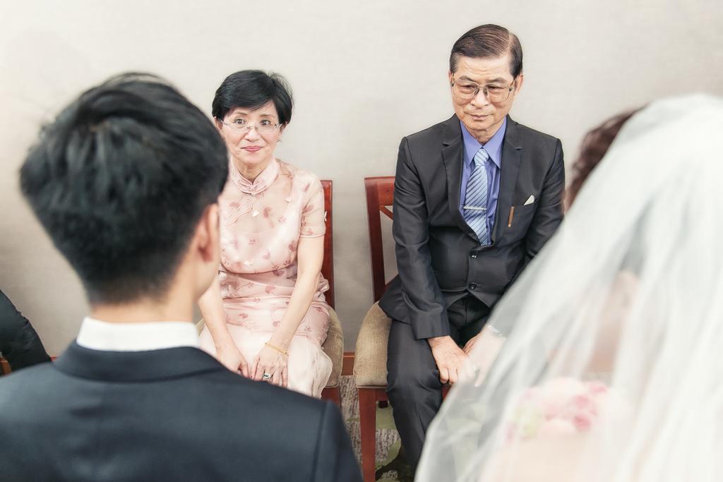 台北青青食尚會館 定結證婚午宴049