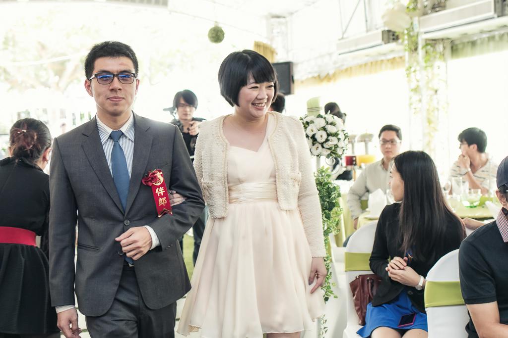 台北青青食尚會館 定結證婚午宴071