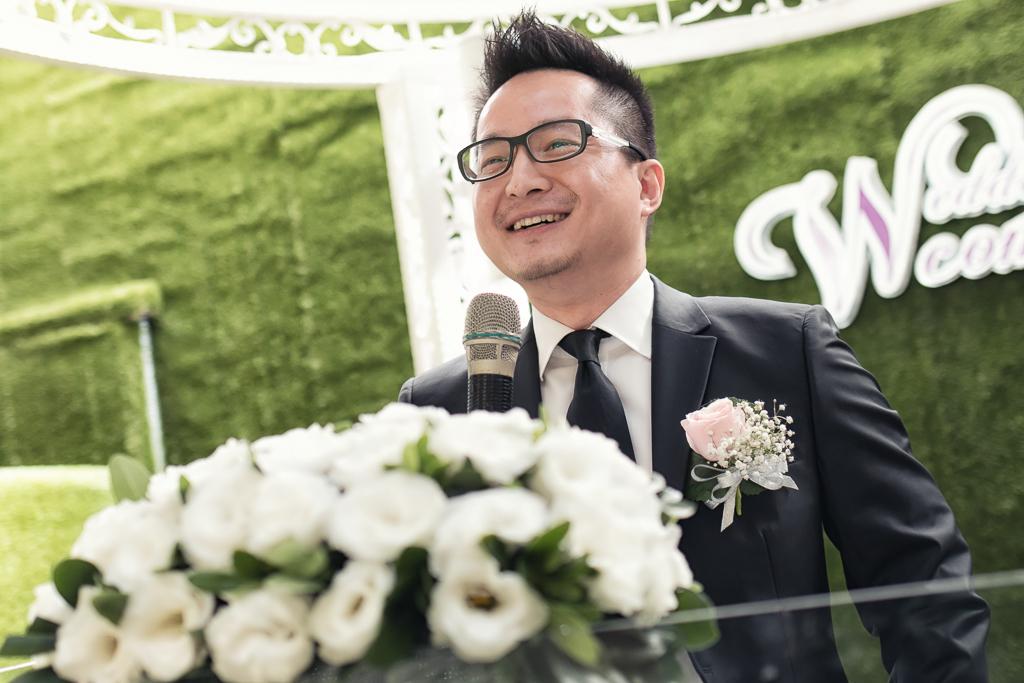 台北青青食尚會館 定結證婚午宴076