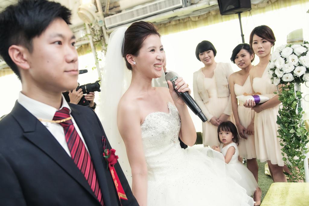 台北青青食尚會館 定結證婚午宴079