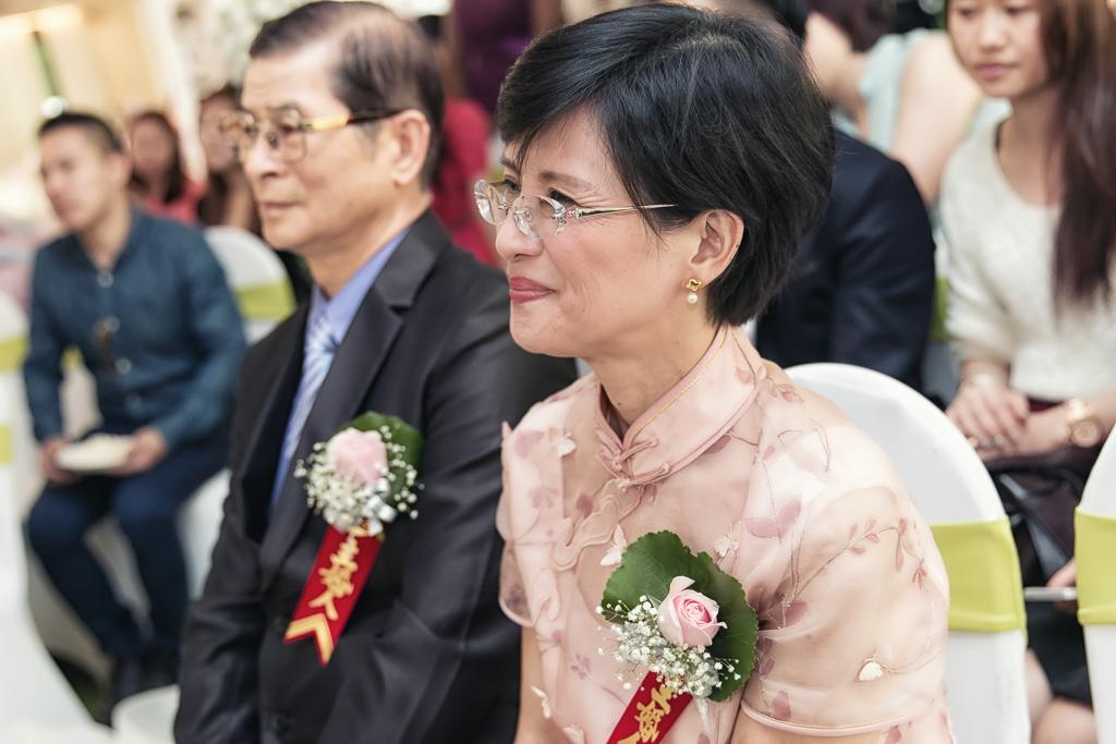 台北青青食尚會館 定結證婚午宴086