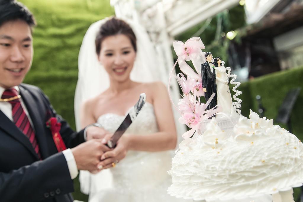 台北青青食尚會館 定結證婚午宴087