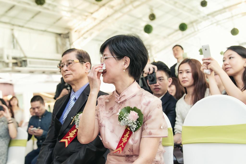 台北青青食尚會館 定結證婚午宴094