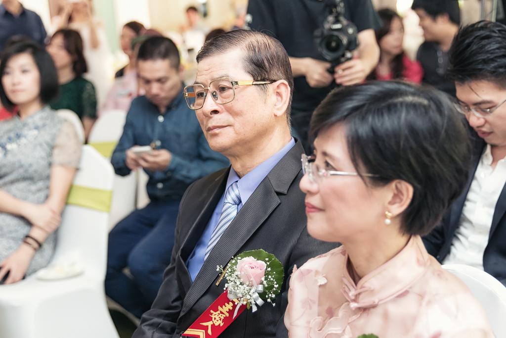 台北青青食尚會館 定結證婚午宴095