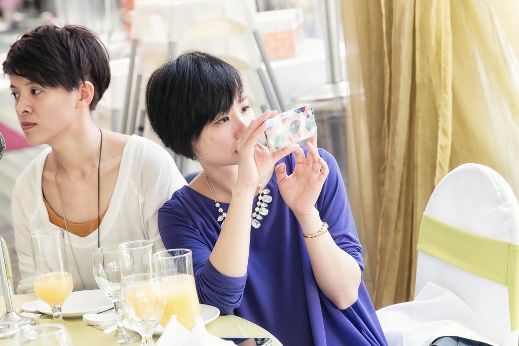 台北青青食尚會館 定結證婚午宴105