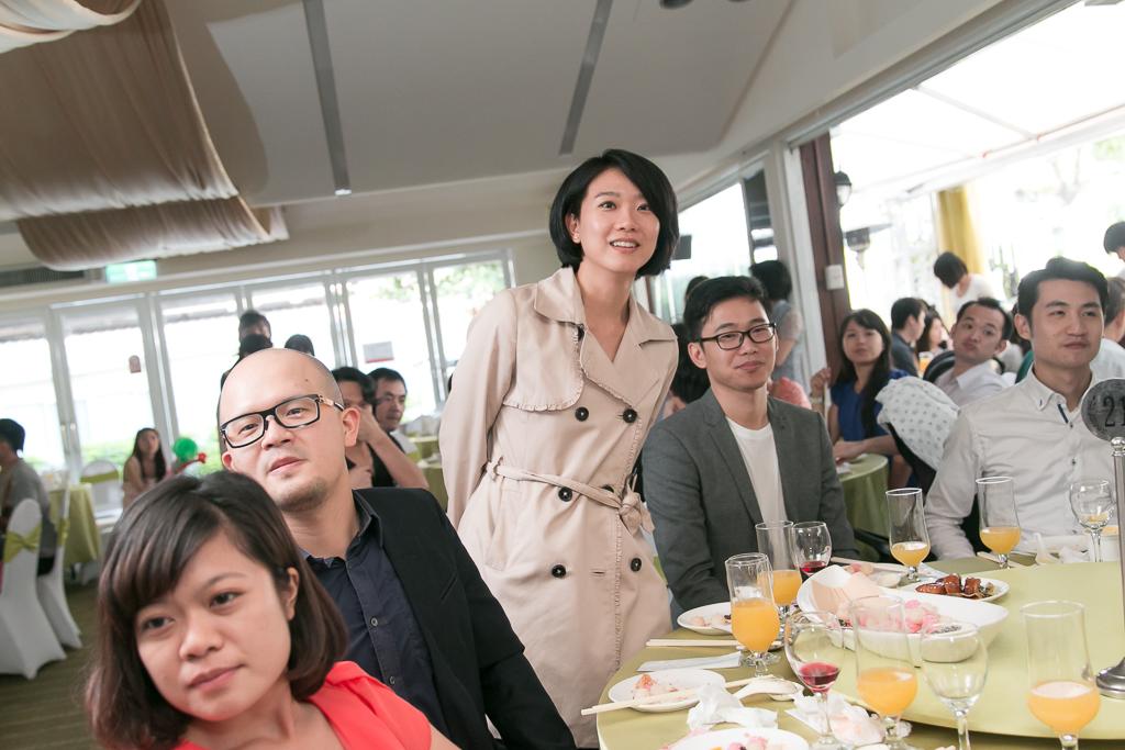台北青青食尚會館 定結證婚午宴114