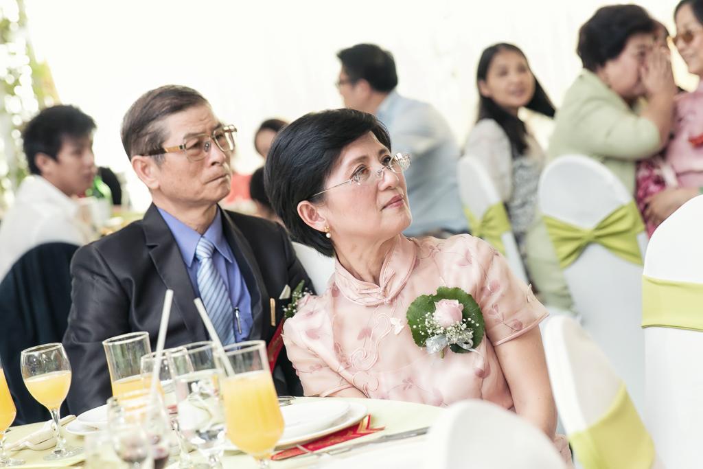 台北青青食尚會館 定結證婚午宴130