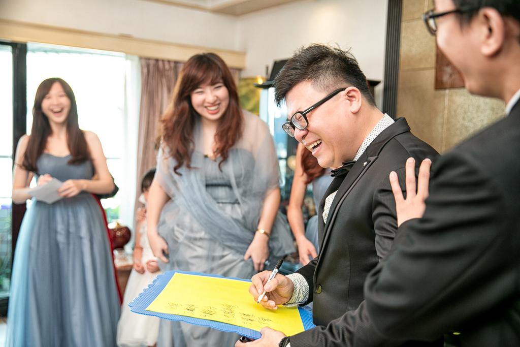 台北青青食尚會館  迎娶證婚晚宴015