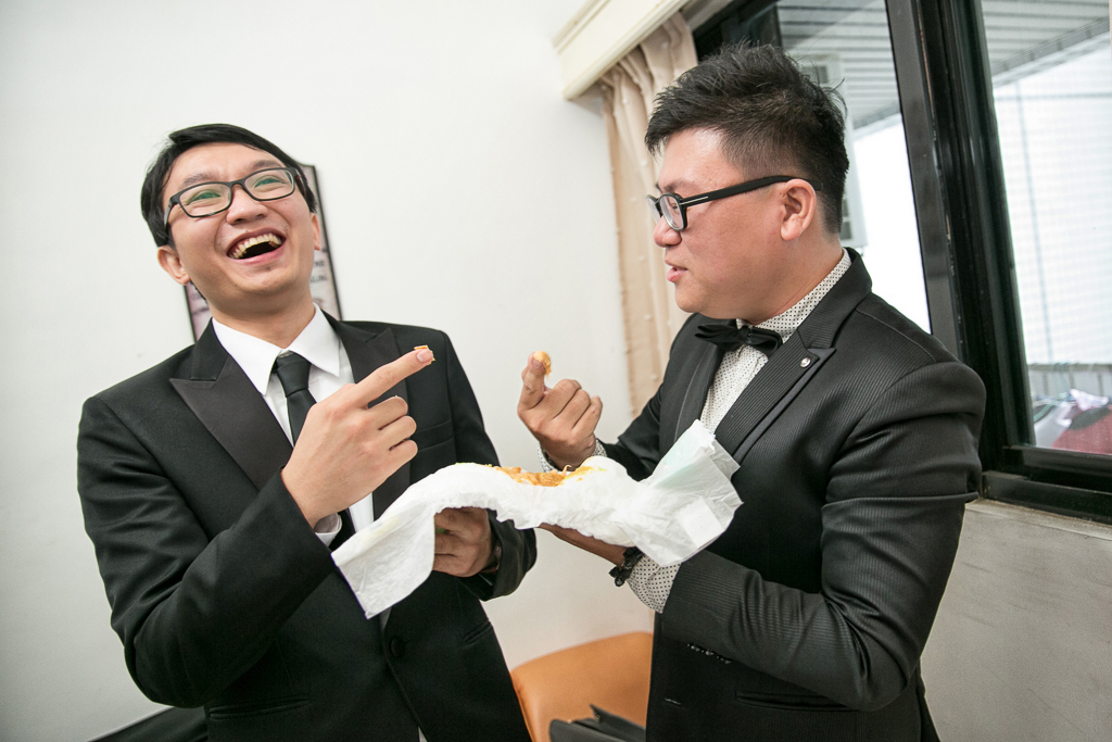 台北青青食尚會館  迎娶證婚晚宴023