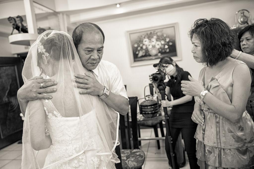 台北青青食尚會館  迎娶證婚晚宴033