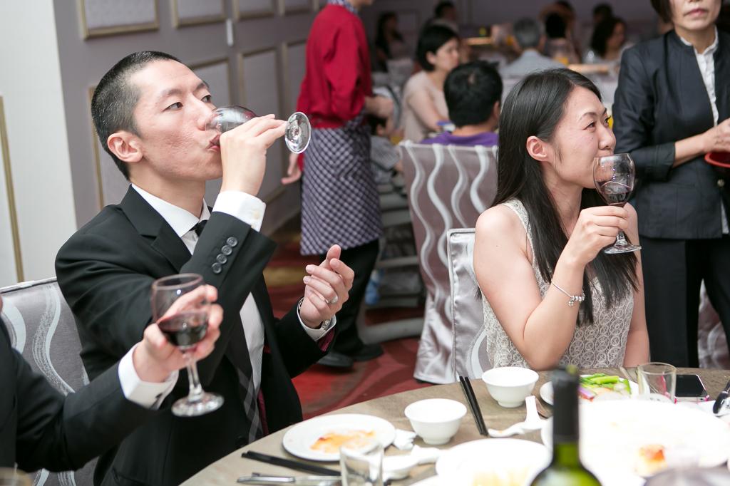 新店晶采飯店 午宴092